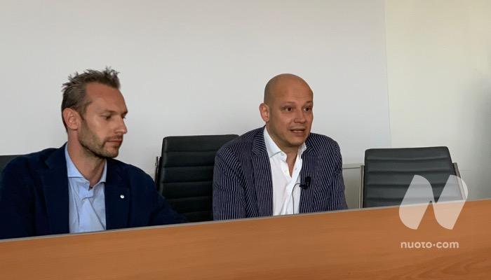 ISL: Domenico Fioravanti nuovo GM di Aqua Centurions