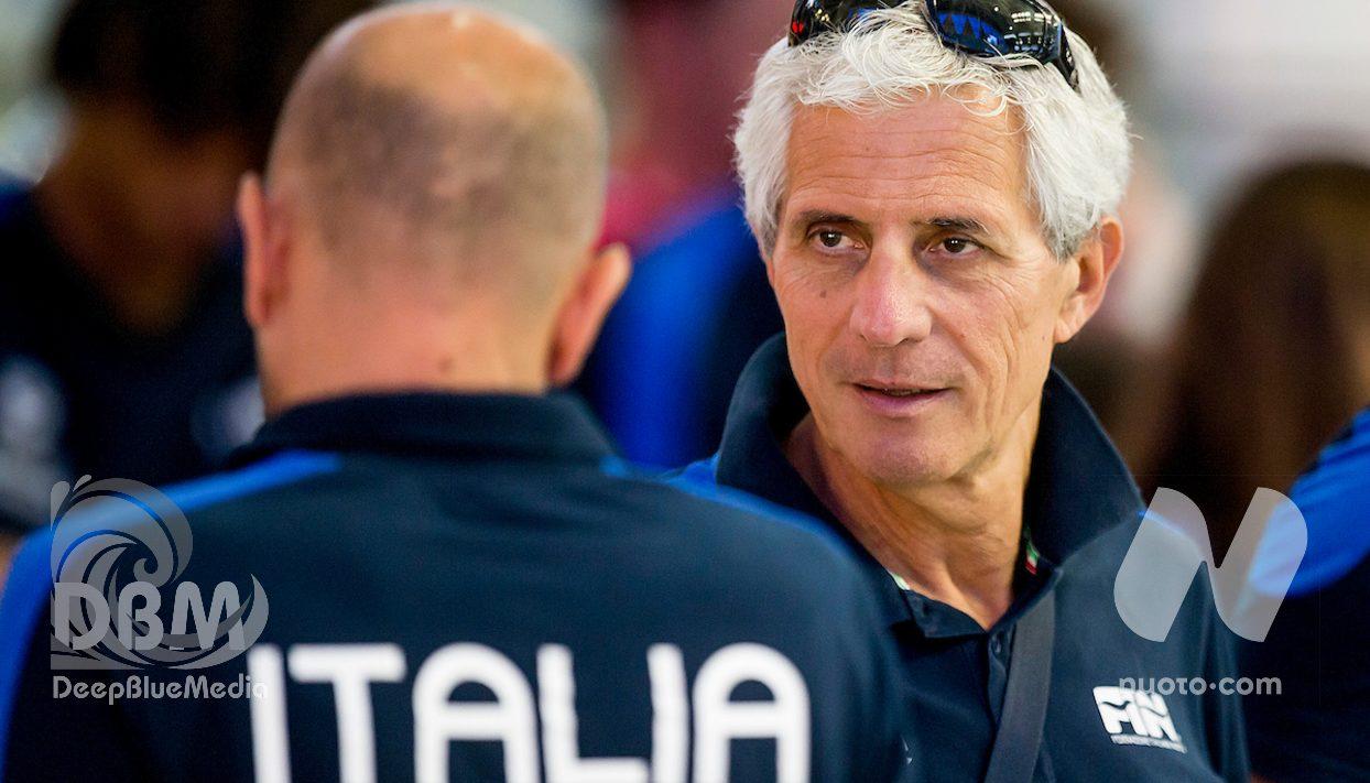 """Cesare Butini: """"Il nuoto merita attenzione. Sarà un Sette Colli spettacolare"""""""