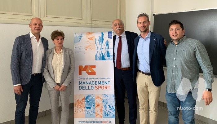 Fioravanti, Prof.ssa Montomoli, Magnifico Rettore Prof. Rugge, Beccari, Del Bianco