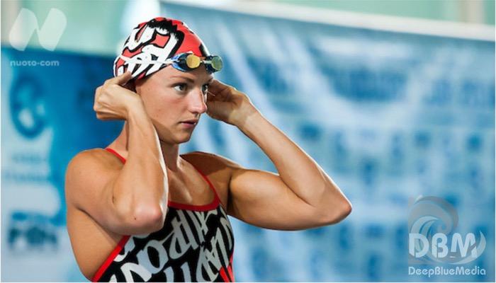 Katinka Hosszu allenerà sé stessa per Tokyo 2020