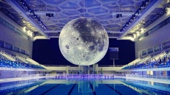 Museum of the Moon alla Cozzi di Milano