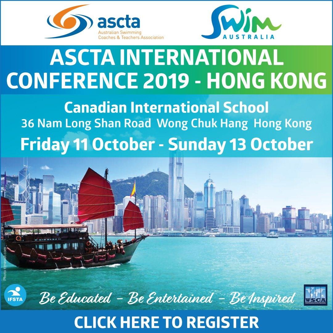 ASCTA Int. Conference – Hong Kong