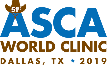 ASCA World Clinic 2019