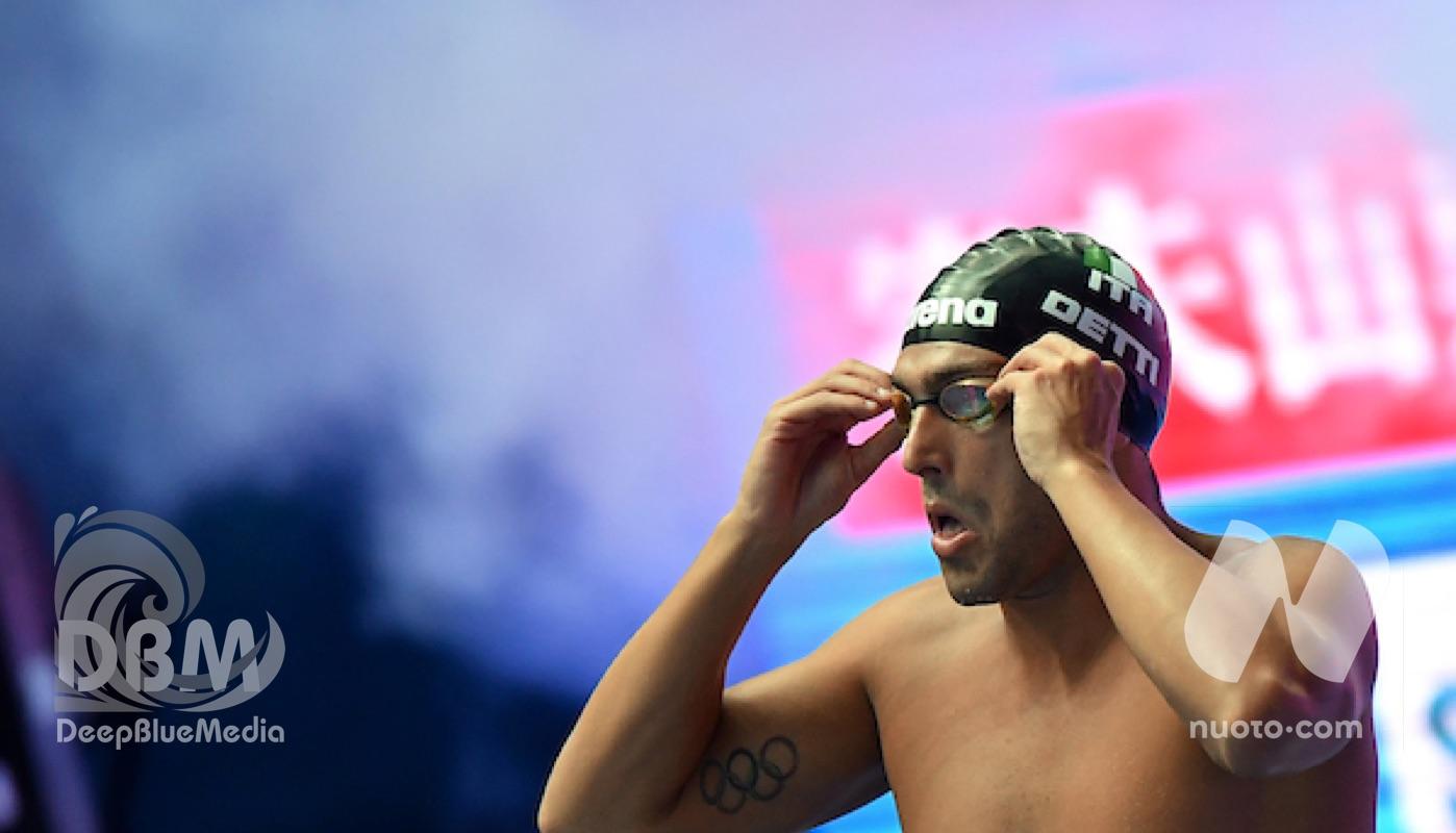 Gabriele Detti pronto a ripartire (VIDEO)