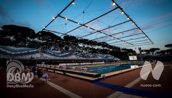 Deepbluemedia e Nuoto•com ai giovanili estivi