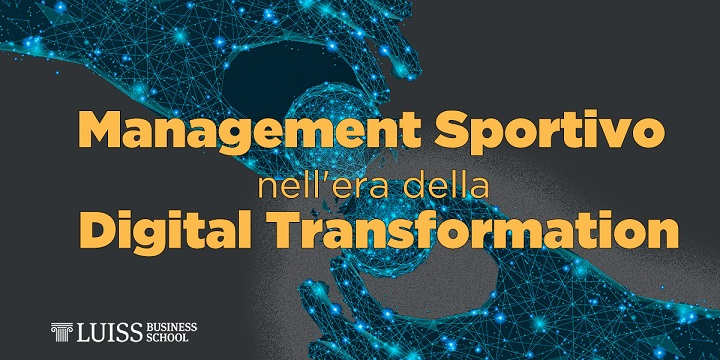 Management Sportivo nell'era della Digital Transformation