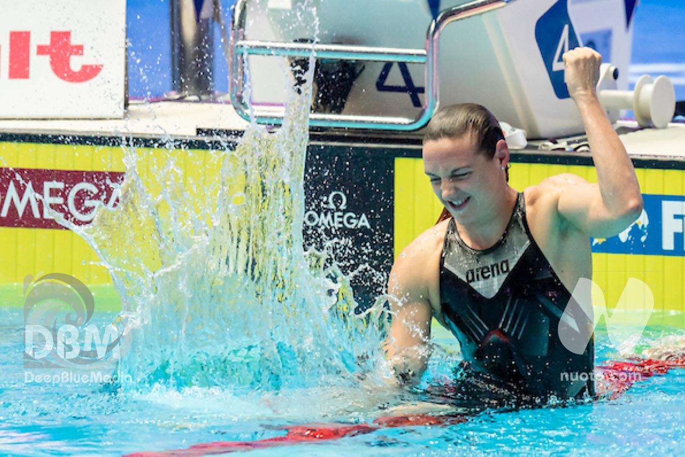 Hungarian Sportspeople of the year: premiati Kristof Milak e Katinka Hoszzu
