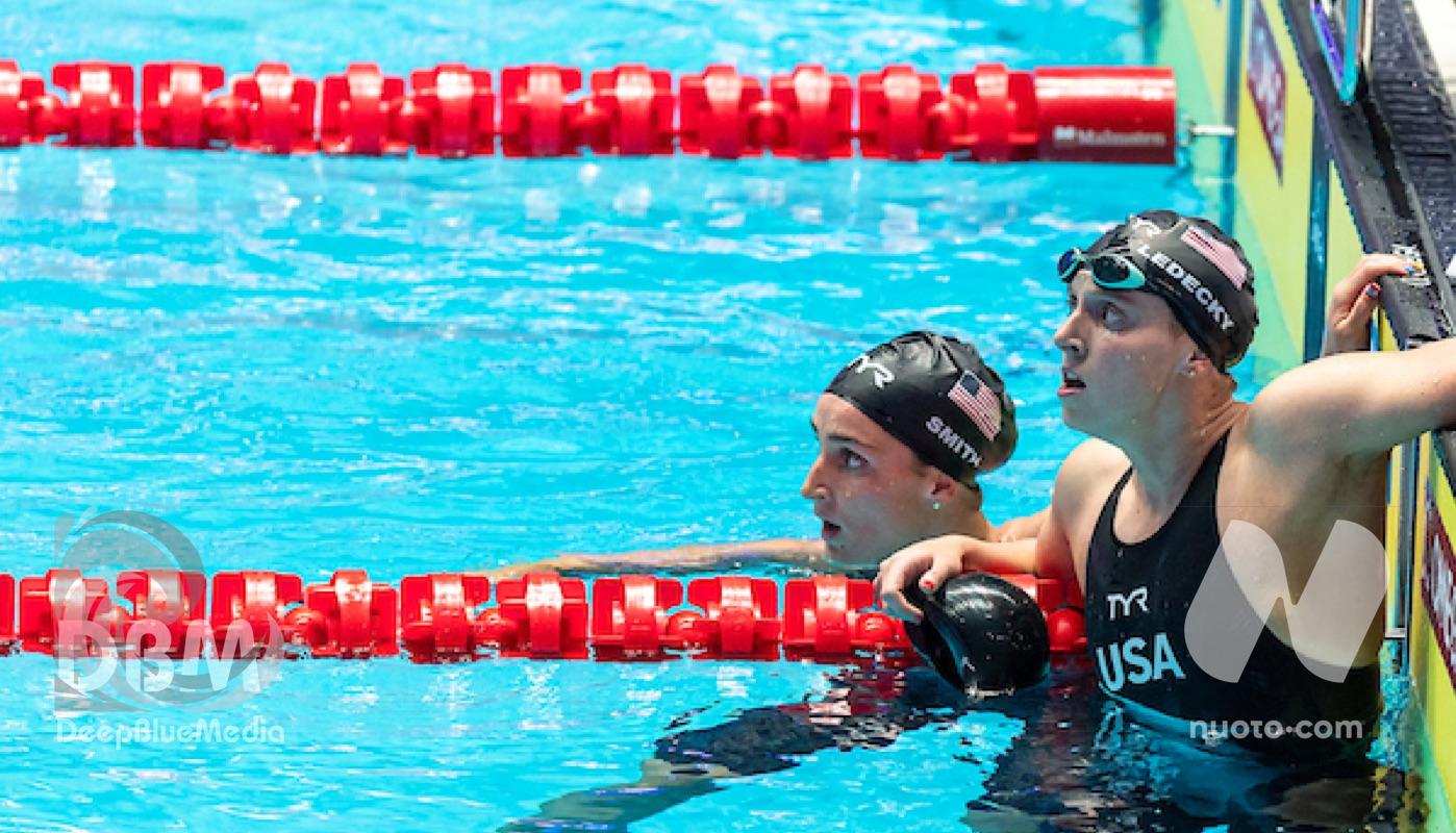 ISL: Swimming Usa riconosce i record nazionali