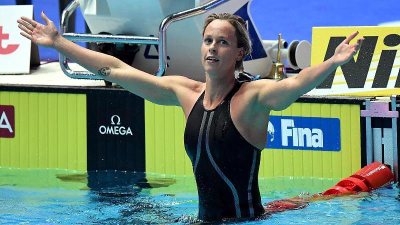La Pellegrini ufficialmente candidata alla Commissione Atleti CIO