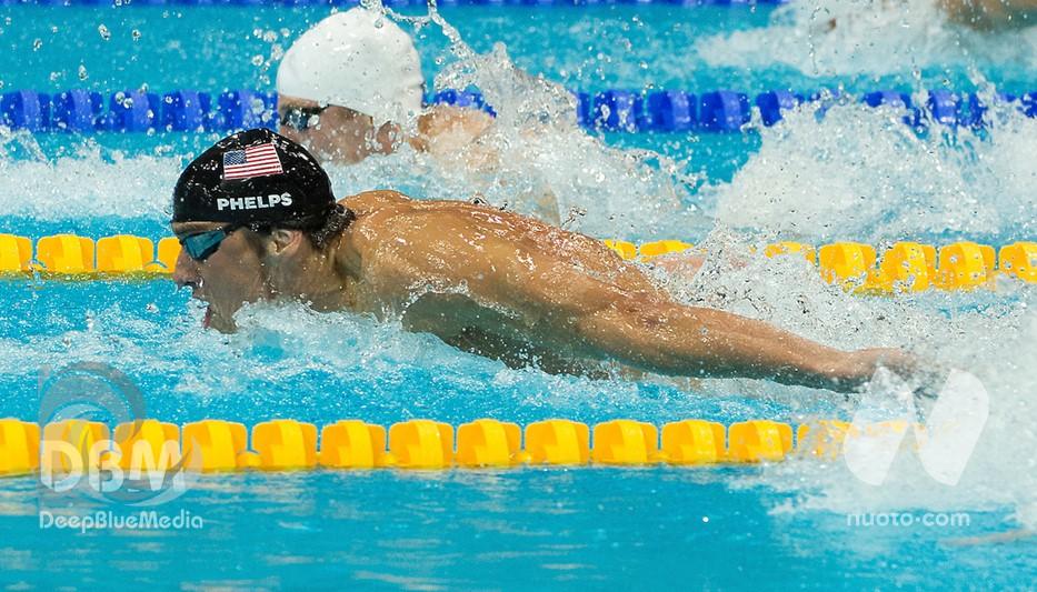 La scuola nuoto secondo Michael Phelps