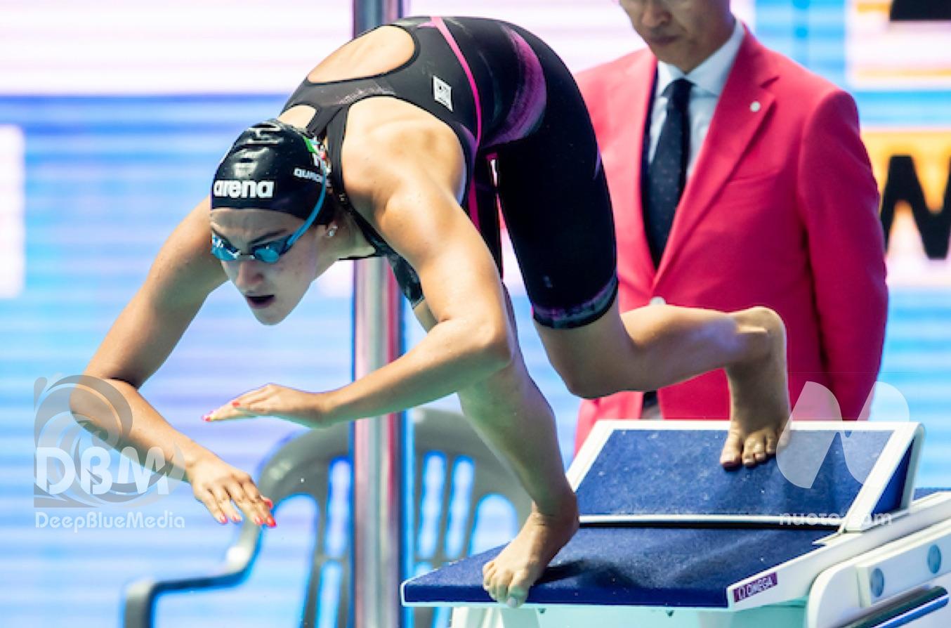 Nuota, correrai più veloce