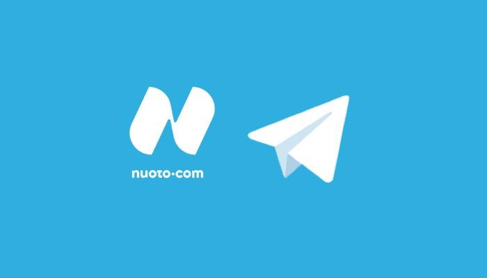 t.me/nuotopuntocom  – Il nostro canale Telegram