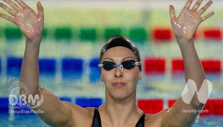 Auguri Alessia Filippi. L'intervista di nuoto•live (Video)