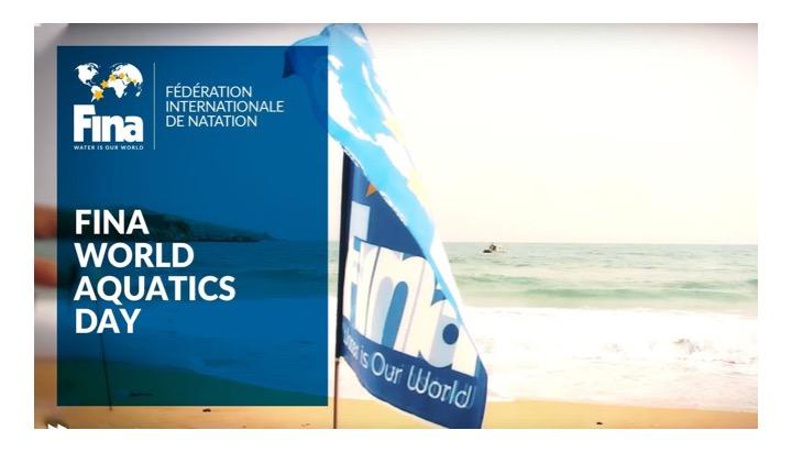 FINA World Aquatics Day