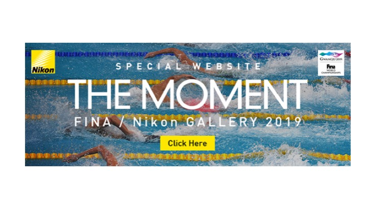 The Moment – FINA/Nikon Gallery
