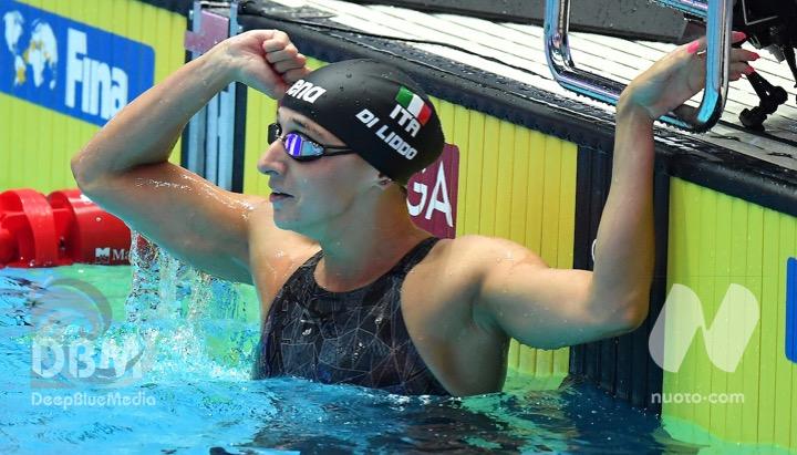 FINA Champions Swim Series giorno 1: oro Di Liddo, bronzo Carraro, Seto AR