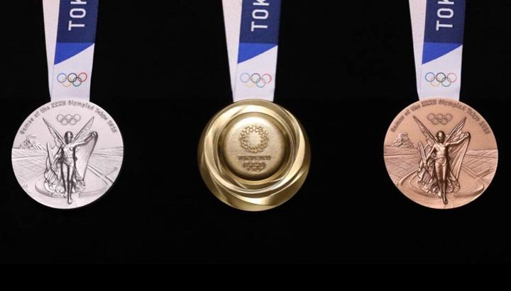 Come ti costruisco la medaglia olimpica ad impatto zero