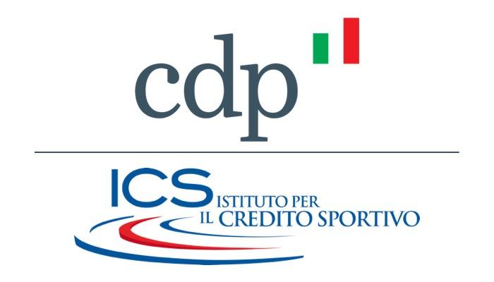 Accordo tra Cassa Depositi e Prestiti e Istituto per il Credito Sportivo