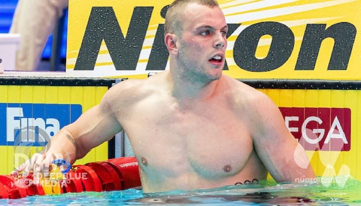 "Australia. Il rientro di Kyle Chalmers. 48.55 ""lanciato"". Kaylee McKeown 2.05.51 nei 200 dorso"