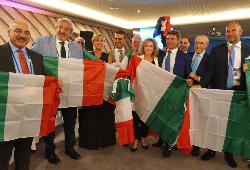 A Taranto i Giochi del Mediterraneo 2026