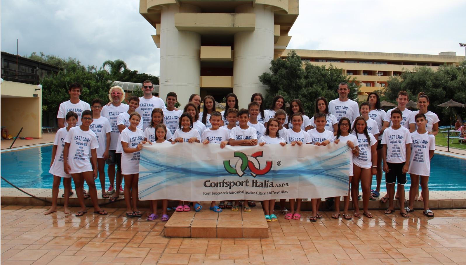 Cagliari: report dal Fast Lane Swim Camp
