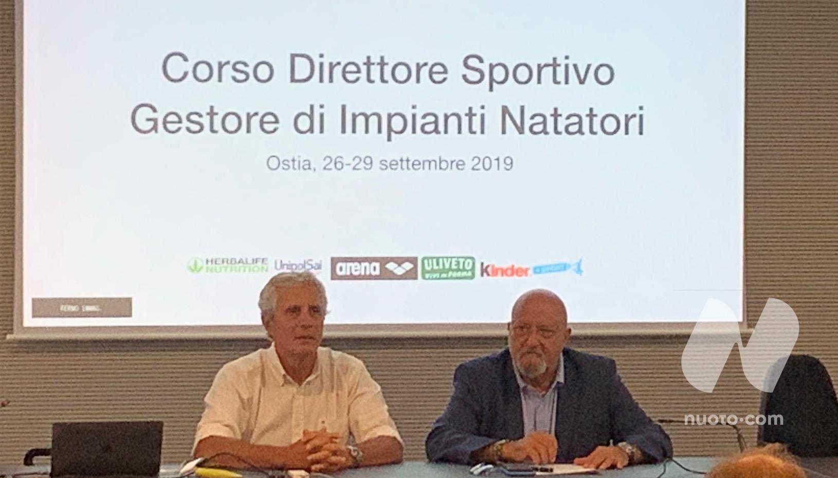 Direttori sportivi: il saluto di Cesare Butini