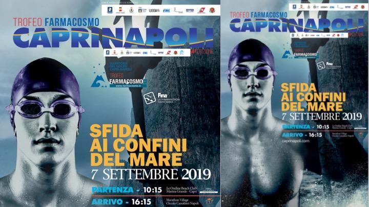 Capri-Napoli, festa italiana