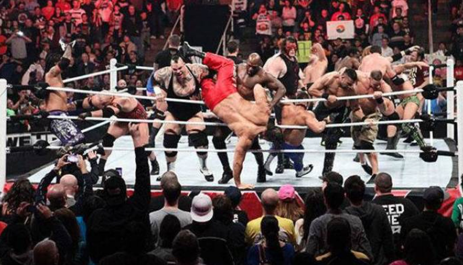 Royal rumble – italian edition