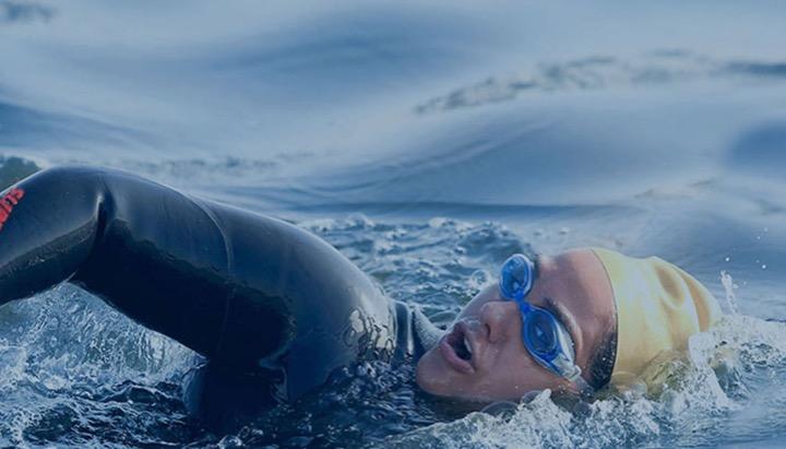 """Mariam Bin Laden: """"nuoto per dimostrare che niente è impossibile"""""""