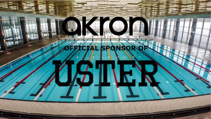 AKRON official sponsor di SCUW – Schwimmclub Uster Wallisellen