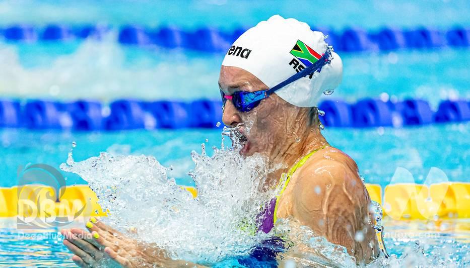 Tatjana Schoenmaker in lizza per il premio FISU Best Athlete