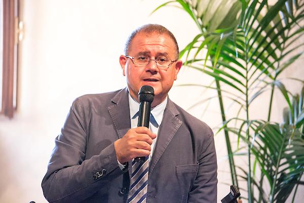Massimo Giuliani membro onorario IMSHF
