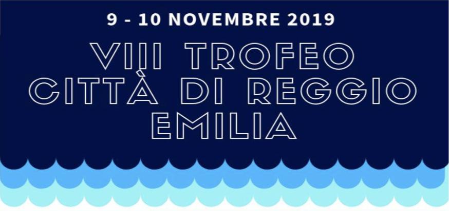 VIII Trofeo Città di Reggio Emilia – Risultati
