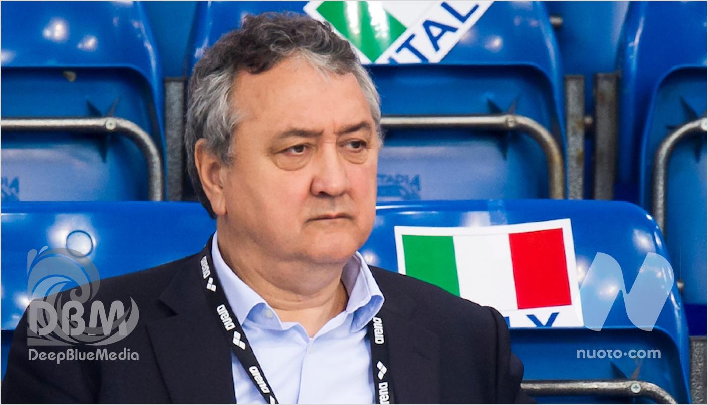 Paolo Barelli: Olimpiadi e crisi di società e impianti