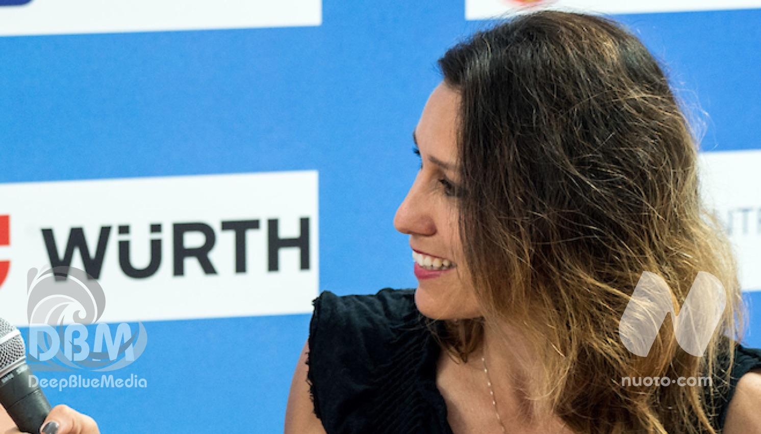 """Cristina Chiuso: """"ISL, buona la prima. Ma servono squadre più equilibrate"""""""