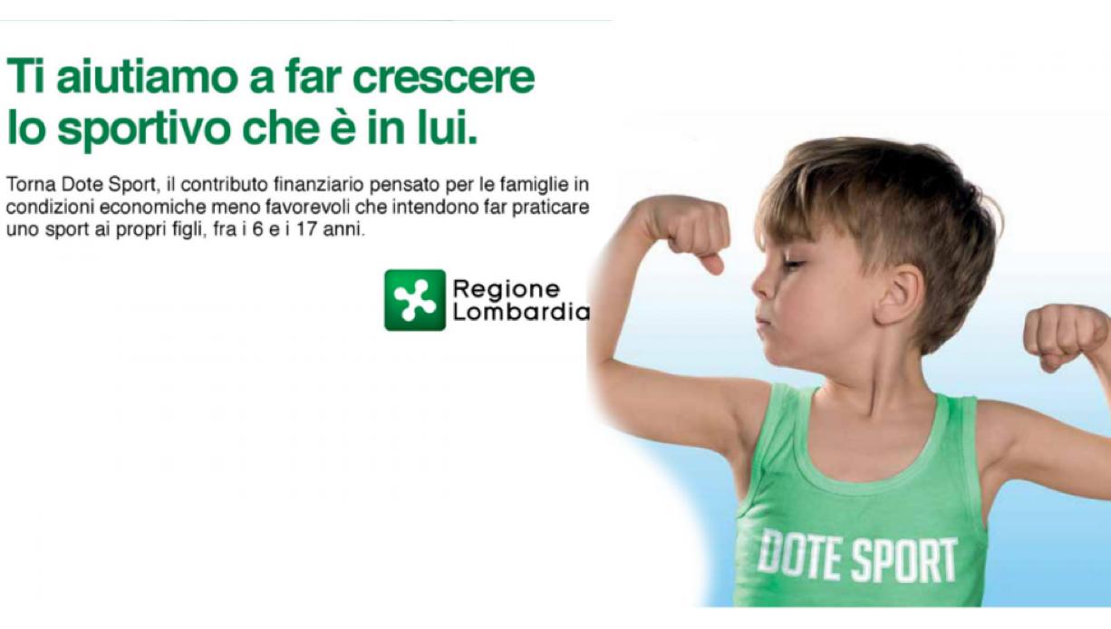 Lombardia: contributi per lo sport di bambini e ragazzi