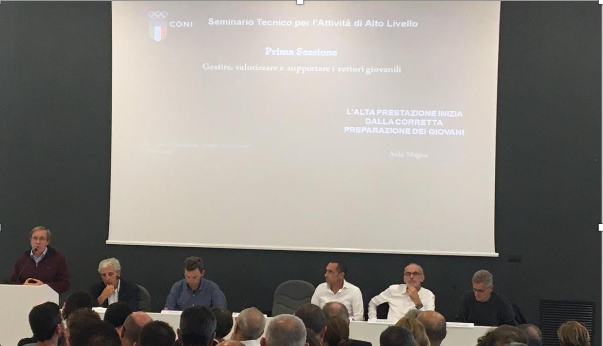 Butini, La Torre, Velasco sulla preparazione giovanile