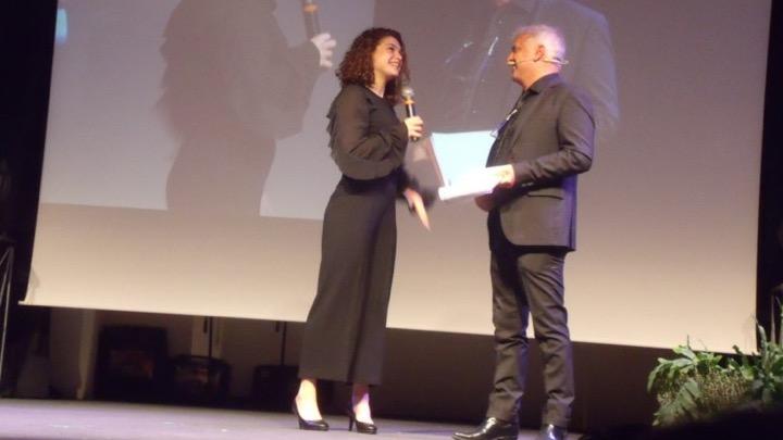Benedetta Pilato premiata in Piemonte