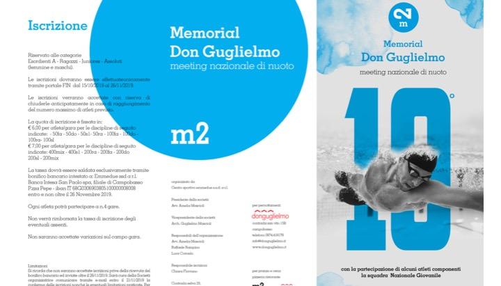 10° Memorial Don Guglielmo