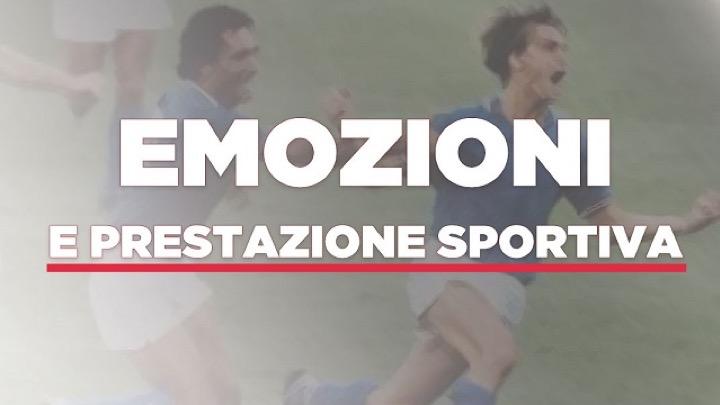 """Corso """"Emozioni e Prestazione sportiva"""""""