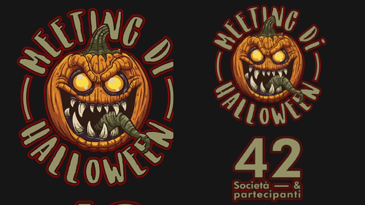 15° Meeting di Halloween – RISULTATI