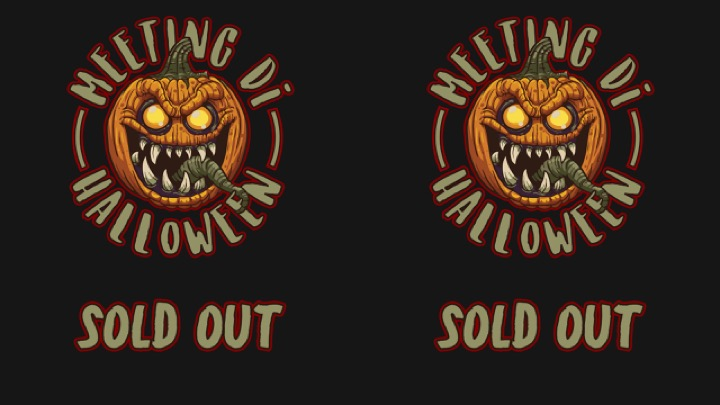 Meeting di Halloween – Sold Out
