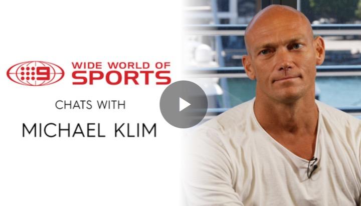 Michael Klim vs Sun Yang