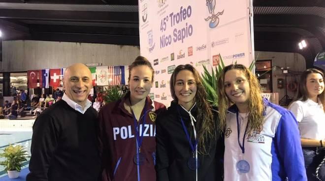Quadarella, Pilato, Carraro e Scozzoli tra i big al Nico Sapio