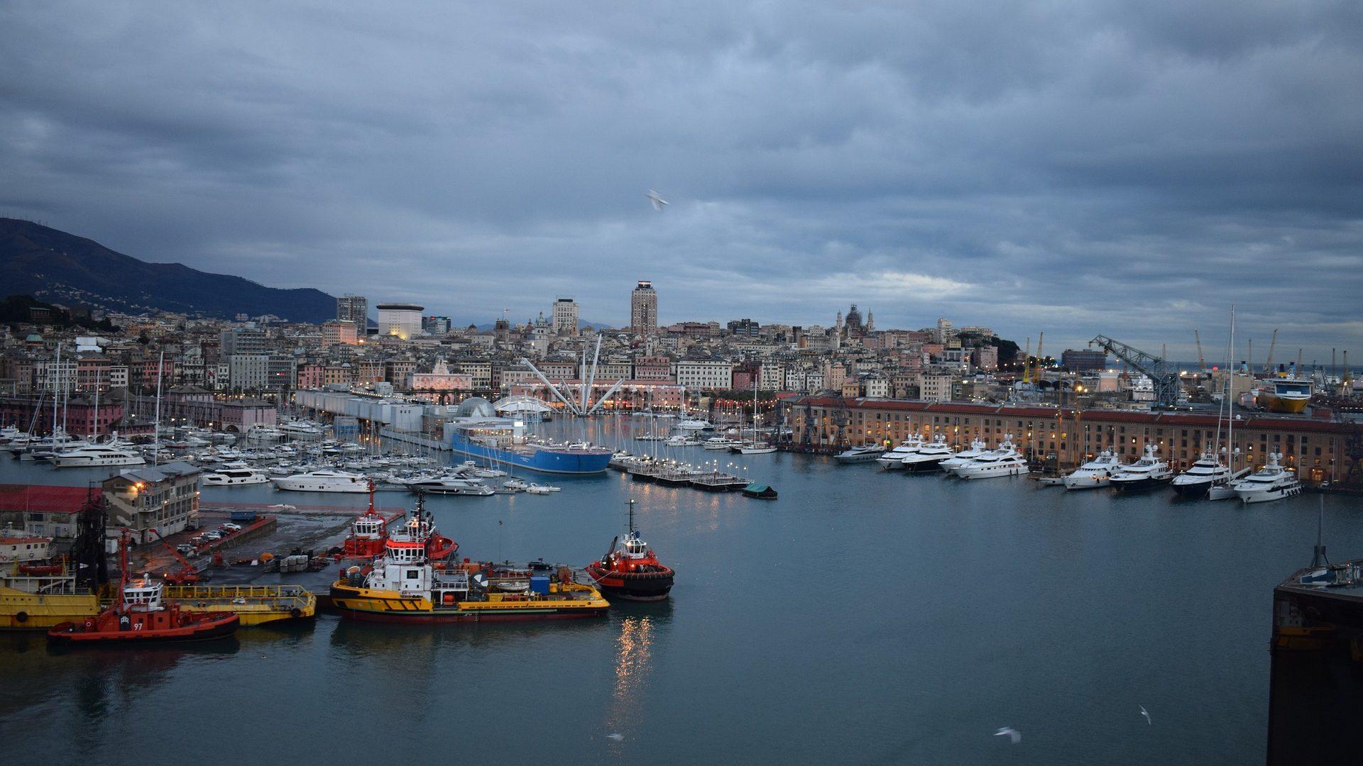 Genova capitale europea dello Sport 2024
