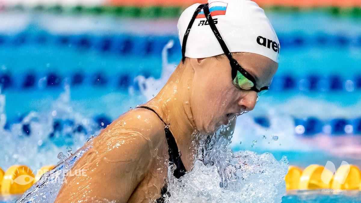 Record Europeo Junior a Kazan