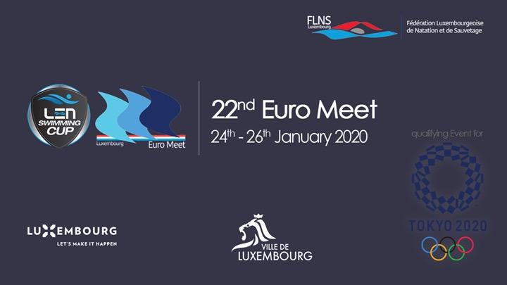 22° Euro Meet – Tripletta ITA 100 rana uomini. Recap
