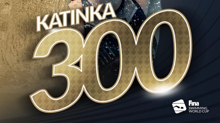 300 volte Katinka