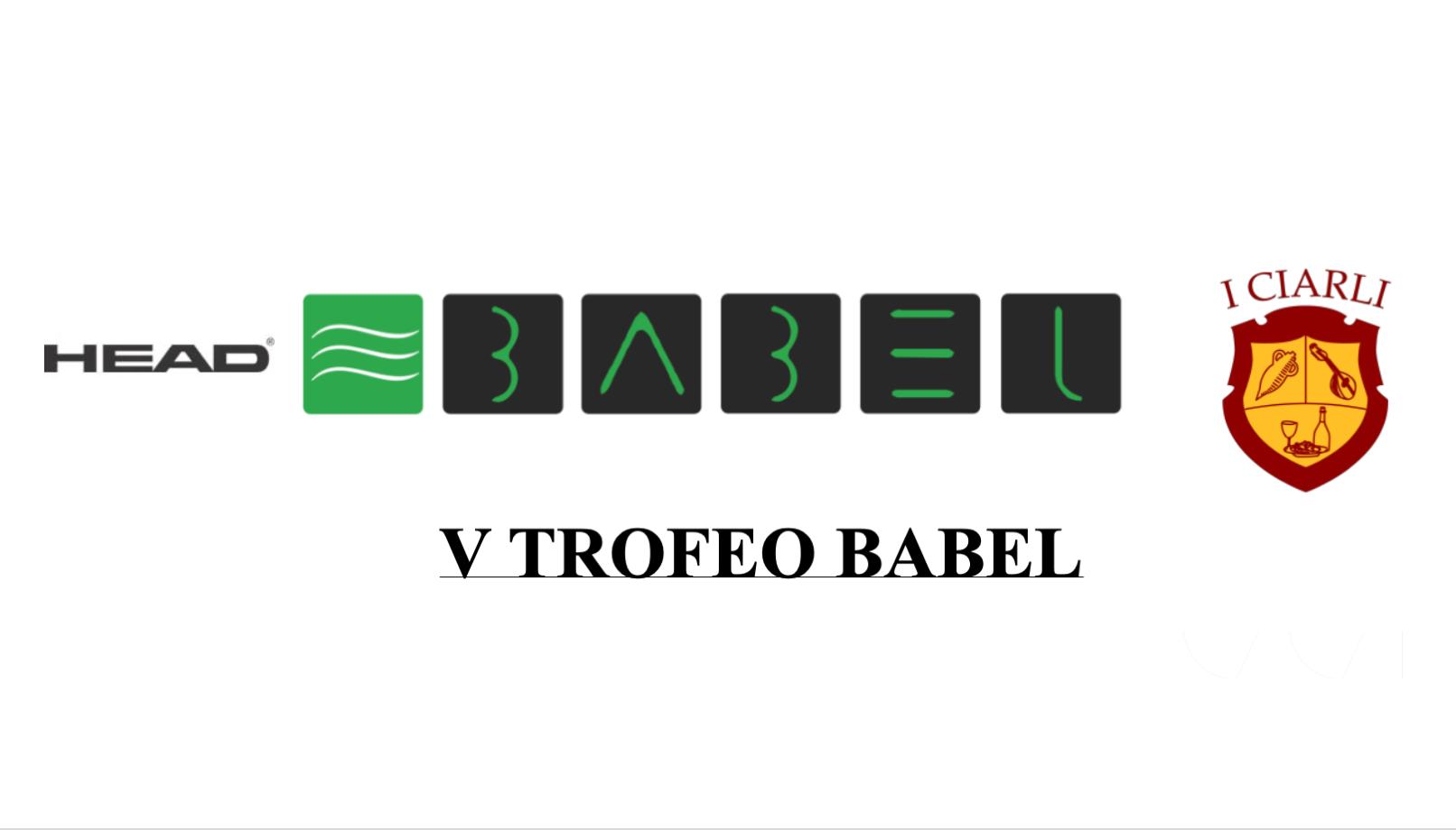5° Trofeo Babel