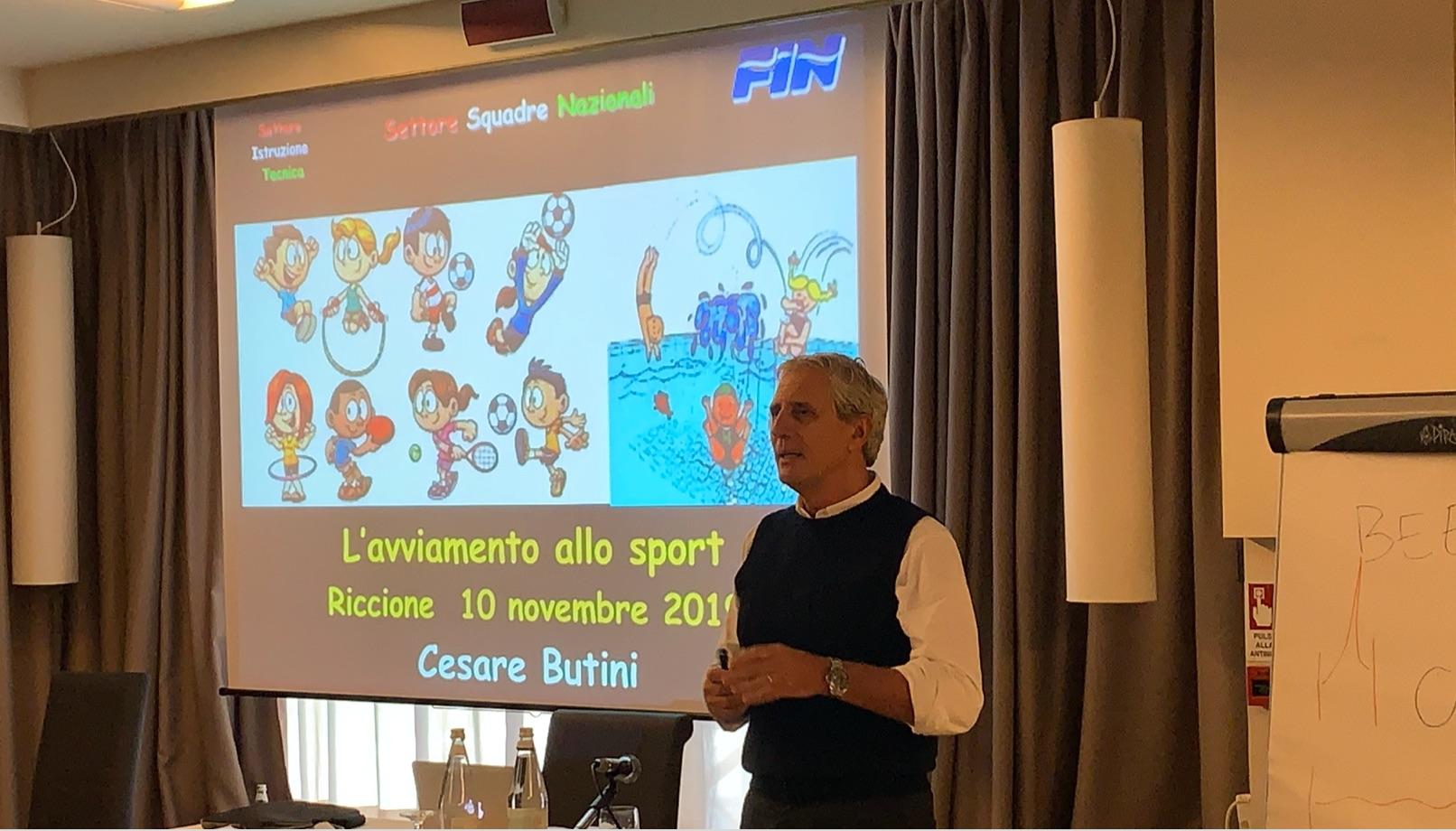 """Cesare Butini: """"Amicali, non amichevoli"""""""